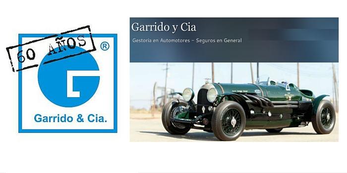 Garrido & Cia – 25% de descuento