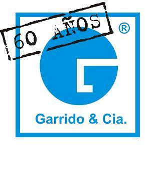 Logo Garrido 60